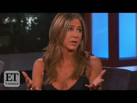 Jennifer Aniston On Rachel And Ross' Current Status