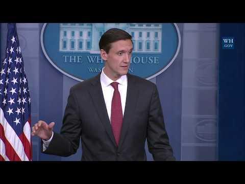 9/8/17: White House Press Briefing