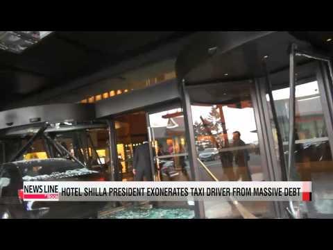 Hotel Shilla chairwoman exonerates destitute driver of massive debt