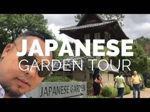 The Forth Worth Japanese Garden  | Nepali Brewboy Channel
