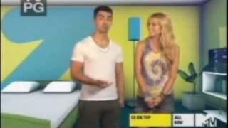 """Joe Jonas on """"10 on Top"""" (20/08/2011)"""