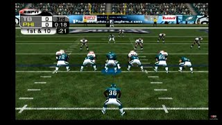 ESPN NFL 2K5 -- Gameplay (PS2)