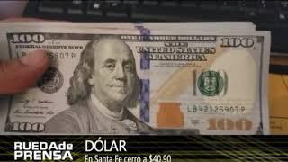 Inestabilidad del dólar, convertibilidad y dolarización