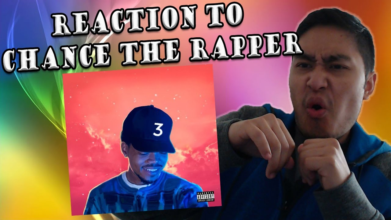 The coloring book full album - Chance The Rapper Coloring Book Full Album Reaction