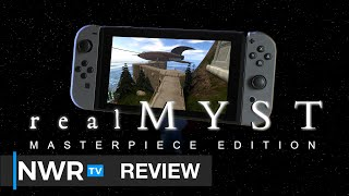 realMyst: Masterpiece Edition Deserves Its Name - Myst Switch Review (Video Game Video Review)