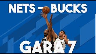 Gara 7 e la Serie Bucks- Nets