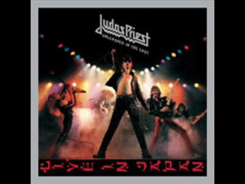 Judas Priest (Unleashed in the East) - Victim of Changes (1979).