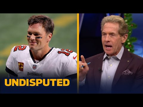 "UNDISPUTED | Skip ""can't sit still"" Tom Brady wins 5th Super Bowl MVP after leads Bucs beat Chiefs"