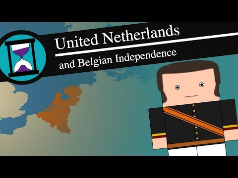The United Kingdom Of The Netherlands: History Matters (Short Animated Documentary)