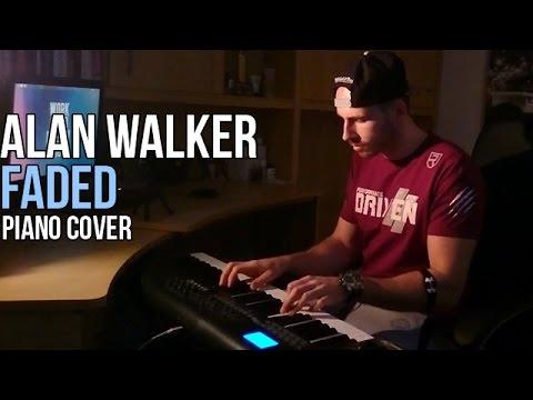 Alan Walker - Faded | Piano Cover + Sheet Music