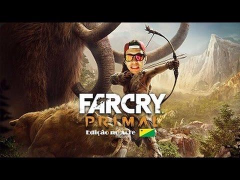 FAR CRY PRIMAL- TAKKAR O GRANDE DOMADOR DE FERAS