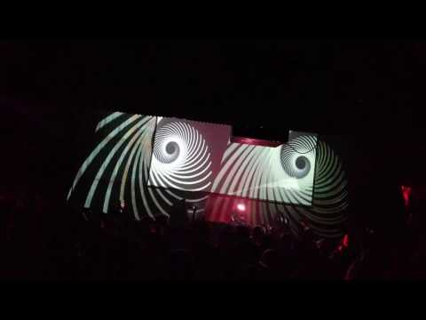 Rezz live at Vulcan ATX 2017