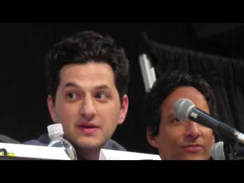 Ben Schwartz Does JeanRalphio During DuckTales Panel At San Diego Comic Con