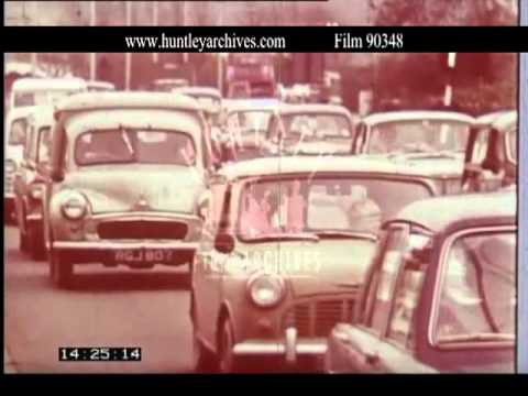 Ports of Swansea and Port Talbot, 1960's -- Film 90348