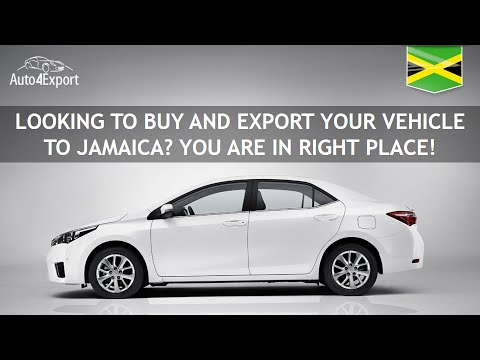 Shipping Cars From Usa To Jamaica Auto4export