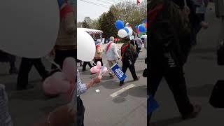 Парад 1 Мая  2019( без комментариев ( Почта России)