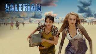 "Valerian and the City of a Thousand Planets | ""Fetch"" TV Commercial 