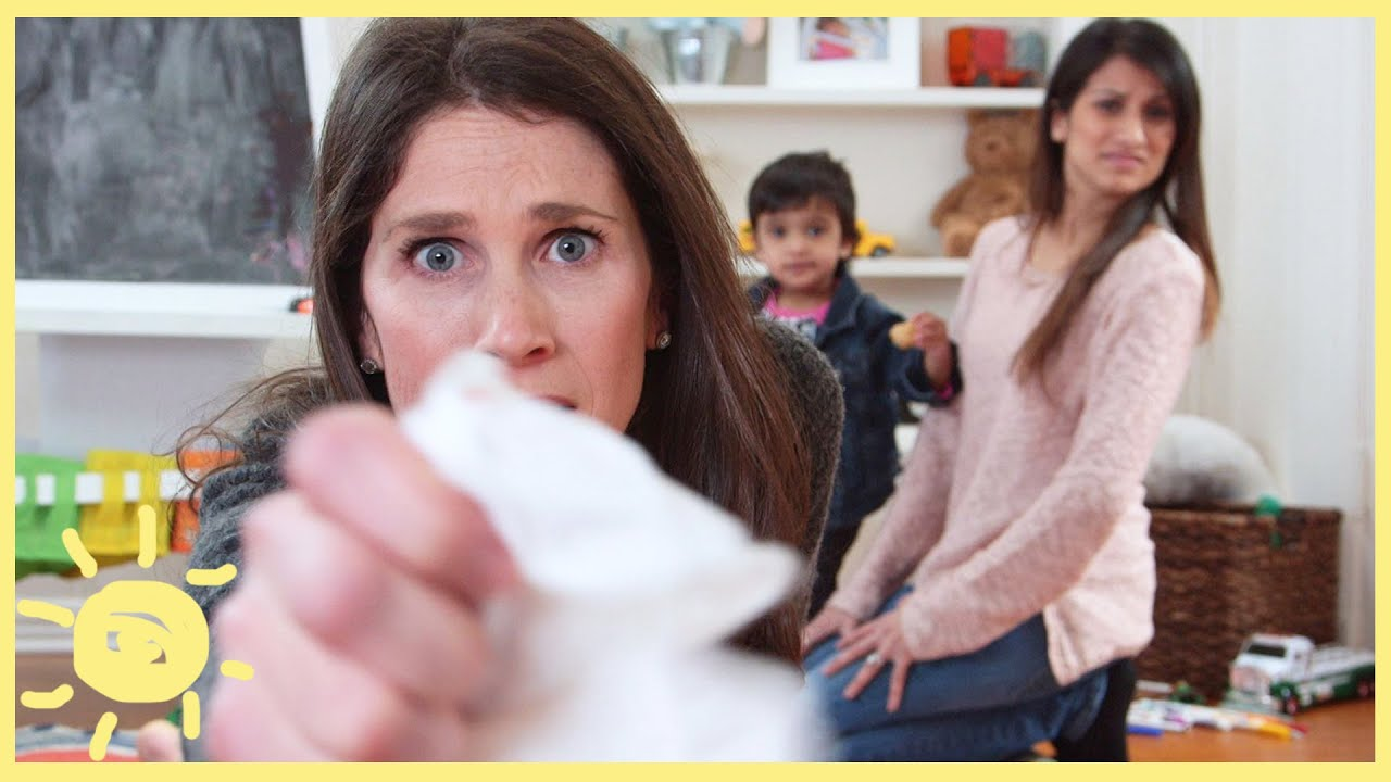 COLDS from a KID'S PERSPECTIVE (feat. Puffs®)