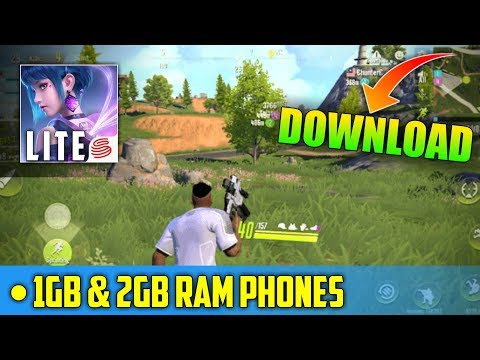 Cyber Hunter Lite New Survival Game For 1gb And 2gb Ram Phones | Download For Android