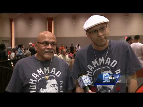 Local boxers mourn loss of Muhammad Ali