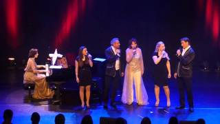 "Gentlemen of Musical - ""That's what friends are for"" 15.06.2014 Admiralspalast"