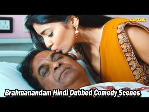 Brahmanandam Hindi Dubbed Comedy Scenes
