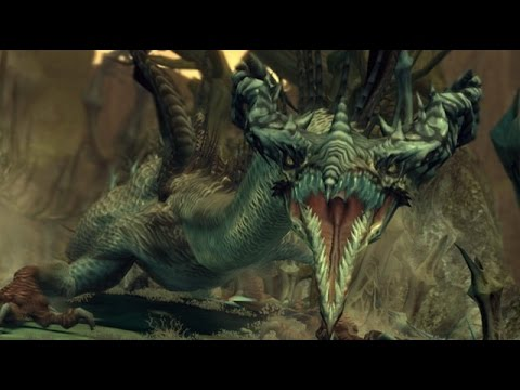 Dragon Nest - логово Морского дракона (40-й ур.)