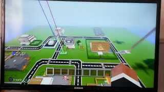 Présentation de ma Ville Minecraft
