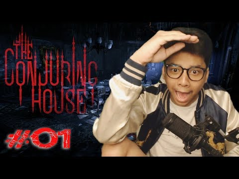 INI GAME HOROR MAMPUS! - THE CONJURING HOUSE