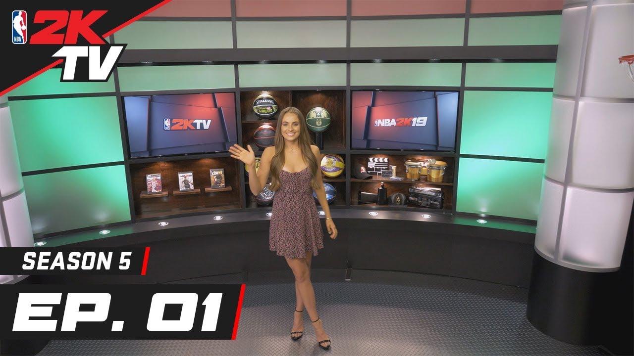 2KTV's Season 5 Premiere w/ Giannis - NBA 2KTV S5. Ep.1