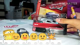 Mattel Disney cars 3 2018 (Tom w) 😊😉🙂😃🌟