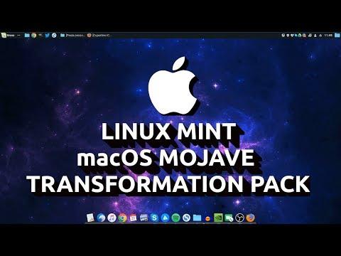 download tema mac os untuk linux mint