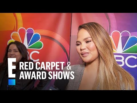 Chrissy Teigen on Luna Making Her Iconic Meme Face | E! Red Carpet & Award Shows Mp3