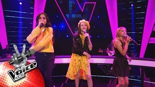 Emma, Helena & Jolien - 'Friends' | The Battles | The Voice Kids | VTM