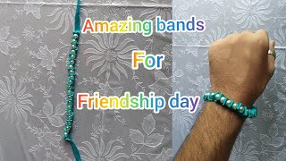 Easy friendship day band