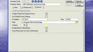 Credit Card Processing Module for Sage MAS 90 and MAS 200 [Demo]