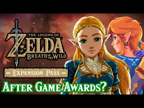 Zelda: Breath of the Wild DLC 2 Coming After the Game Awards?