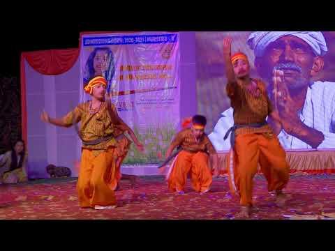 Farmer Soilder Theme Dance (Alakapuri Branch)