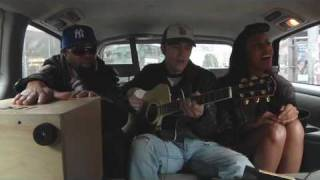 "V V Brown: Yellow Cab Sessions - ""Shark in the Water"""