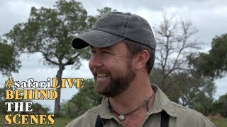 WE welcome Steven Faulconbridge to the safariLIVE family! thumbnail