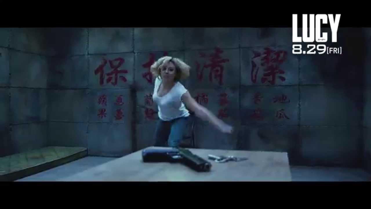 映画『LUCY/ルーシー』60秒 特...