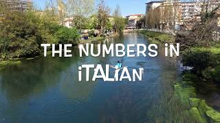 Italian Lesson 2: The Numbers in Italian (0-20)