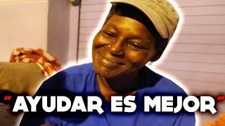 AYUDANDO A PERSONAS SIN HOGAR EN ESTADOS UNIDOS *helping homeless* thumbnail