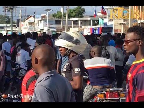 Port-au-Prince / Figi lari 17Octobre 2020 / 8-9h