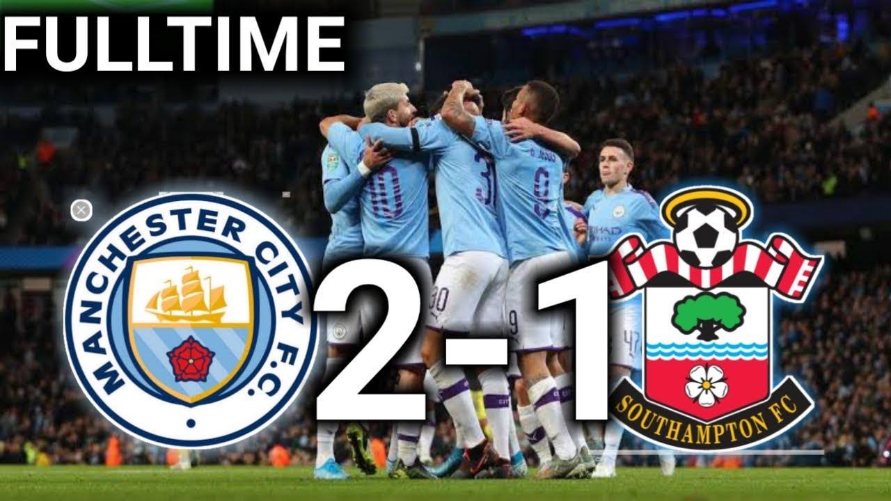 Download Manchester City vs Southampton All Goals & Highlights - Resumen & Goles HD 2019
