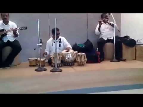 H2h-malare ninne-premam-instrumental-live by Muthu C A