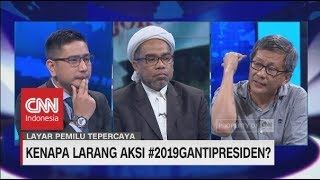 Download Video Kenapa Larang Aksi #2019GantiPresiden? - Debat Rocky Gerung & Ali Mochtar Ngabalin MP3 3GP MP4