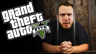 barney goes to prison gta 5 prison mod w ross the sloth