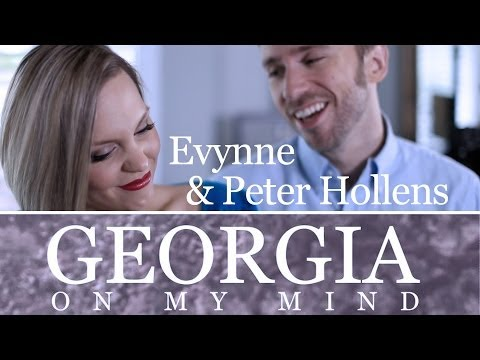 Georgia On My Mind - Evynne Hollens Feat. Peter Hollens