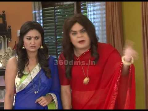 May I Come In Madam- FUNNY! Sajan Turns LADY- मे आई कम इन मैडम thumbnail